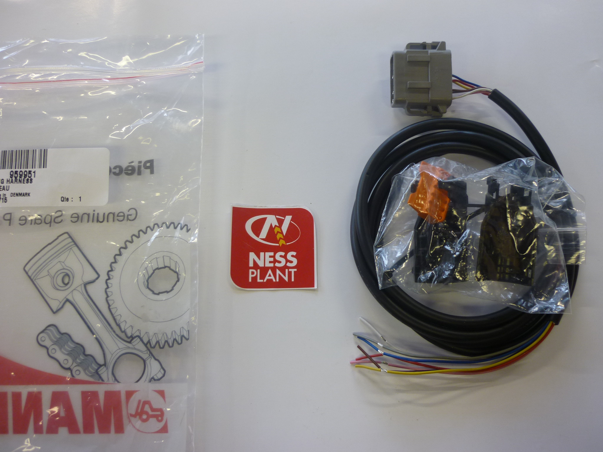 WIRING HARNESS » Manitou Store on