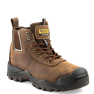 62a2a388341 Safety Lace Dealer Boot